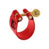 Abrazadera BG France LFA9 Flexible Rojo Saxofón Alto