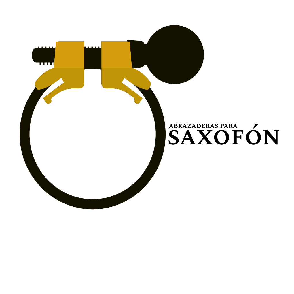 Abrazaderas para Saxofon